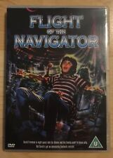 Flight of the Navigator - DVD Region 2 english - Kids / Adventure