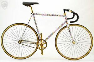 Futura 2000 Colnago Master Pista Track Bicycle. 56cm