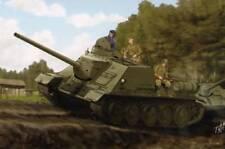 Trumpeter 1/16 Russian Soviet SU-100 Tank Destroyer # 00915
