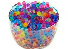 600 Tiny Size Water Beads Crystal Gel Balls Jelly Gel Beads for Orbeez Refill