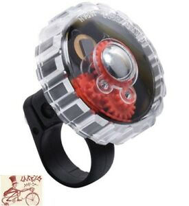MIRRYCLE CLEAR GEAR BICYCLE BELL