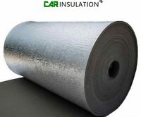 Camper Van Insulation Foil Closed Cell Foam Floor Roof Sound Proofing GMPE 1.5m²