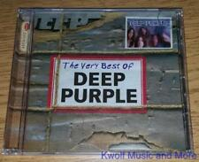 "DEEP PURPLE  ""The Very Best Of Deep Purple""   NEW   (CD, 2000)"