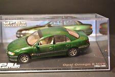 Opel Omega B MV6 diecast vehicle in scale 1/43