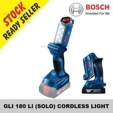 BOSCH GLI 180 LI (SOLO) CORDLESS LED LIGHT 14v / 18v