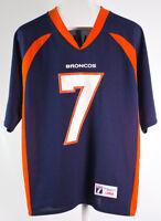 Vintage Logo 7 Denver Broncos #7 John Elway NFL Jersey Adult Large