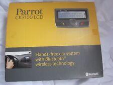 Parrot CK3100 Black Edition KFZ- Freisprechanlage, LCD, Bluetooth , CK 3100