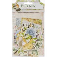 BoBunny Garden Grove Noteworthy Die-Cuts 57/Pkg Streuteile