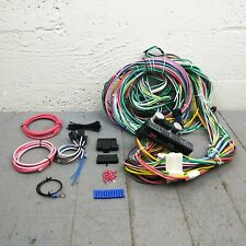 1982 - 1992 Camaro or Firebird Wire Harness Upgrade Kit fits painless fuse new