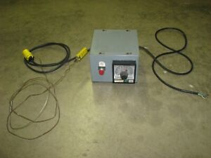 Kiln, Furnace, Heat Treat Oven Safety Cutout Temperature Control
