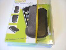 Schutzhülle Case Iphone 3G (echtes Leder!)