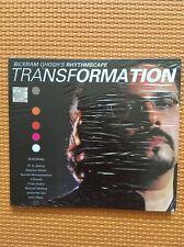 Bickram Ghosh's Rhythmscape:Transformation CD New+Sealed 2011 Fusion S.Sekhar