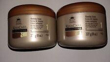 Clearance - 2 x Avlon KeraCare Natural Textures Cleansing Cream Shampoo 227g 8oz