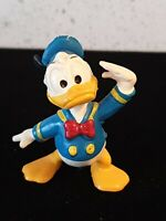 Vintage Antique Walt Disney World Productions Donald Duck Action Figure kids Toy