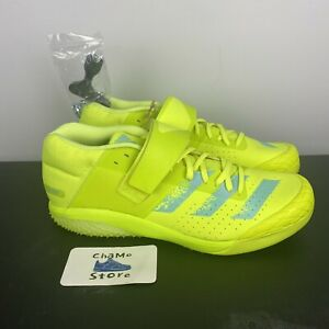 adidas Adizero Javelin Track And Field Spikes Yellow FW2241 Ultra Boost 11