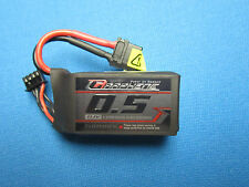 TURNIGY GRAPHENE 500mAh 3S 65C 130C LIPO BATTERY XT60 MINI MICRO QUAD HELI PLANE
