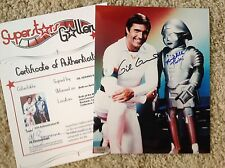 """Buck Rogers"" In-Person Signed 8X10 Combo Photo - SuperStars Gallery (Ssg) Coa"