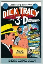 Dick Tracy in 3-D July 1986 FN+ Still has glasses