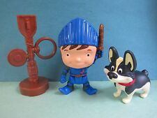 Mike and Yap - Mike the Knight Action Figures Out of Package