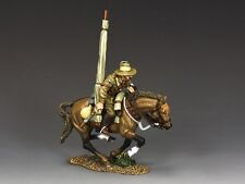 King & Country Soldiers AL057 Australian Light Horse Galloping Stretcher Bearer