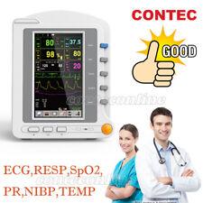 7 Tft Color Lcd Cms6500 Patient Monitor Ecgrespspo2prnibptemp