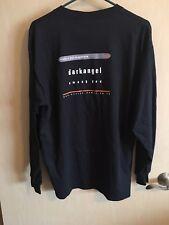 VINTAGE 1999 VNV Nation DARK ANGEL unworn, Sz Large, long-sleeve concert T-shirt