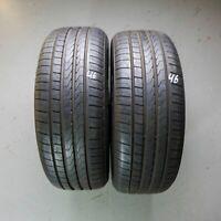 2x Pirelli Cinturato P7 215/55 R17 94W DOT 0518 7,5 mm Sommerreifen