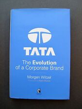 TATA The Evolution of a Corporate Brand by Morgen Witzel 0670084069