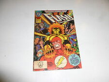 FLASH Comic - ANNUAL - No 4 - Date 1991 - DC Comics