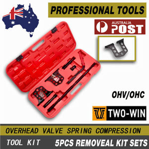 Universal Overhead Valve Spring Compressor Tool Kit OHC OHV Petrol Diesel Engine