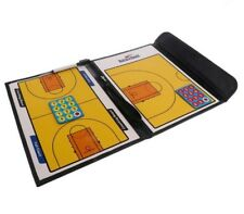 New Basketball Coaching Board Coaches Clipboard Tactical Kit Dry Erase Marker /B