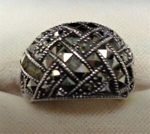 STERLING SILVER RING SIZE 5 3/4 – #5