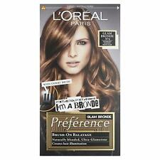 L'Oreal Paris Preference Glam Blonde No 4 Hair Dye For Brown to Light Brown Hair
