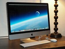 "27"" Apple iMac 2.7 GHz i5 + 1 TB 7200 RPM Hard Drive + 32 GB RAM + EXTRAS!!"