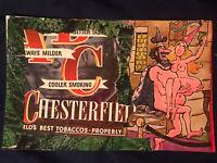 Collage Mail Art Steve Camaro Large Postcard ORIGINAL Art vintage Comic Nudes