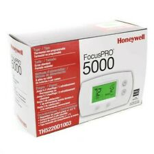 Honeywell Focus Pro 5000 TH5220D1003 Electronic Wall Thermostat