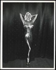 Jayne Mansfield 1955 Las Vegas Hollywood Starlet Type 1 Original Photo