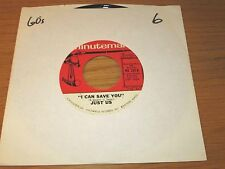 """60s ROCK 45 RPM - JUST US - MINUTEMAN 203 -   """"I CAN SAVE YOU"""""""
