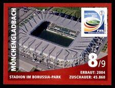Panini Women's World Cup 2011 - Monchengladbach Stadium No. S8