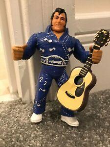 WWF Hasbro action figure Honky Tonk Man With Original Guitar Vintage Rare