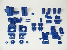 Reprap Prusa i3 mk2s STAMPANTE 3d parti 3d Printer parts KIT ABS BLU DEEP BLUE