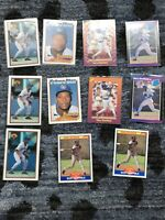 (20) Gary Sheffield 1989 Upper Deck Fleer Donruss Topps Rookie card lot+RARE$$$