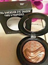 MAC EXTRA DIMENSION Eye Shadow * Sweet Heat * Full Size Metallic Gold