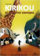 Kirikou Et Les Betes Sauvages New Dvd
