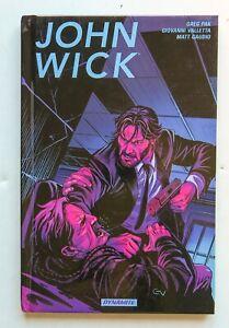 John Wick Hardcover Dynamite Graphic Novel Comic Book