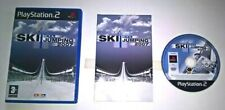 RTL Salto con gli sci 2007 PER PLAYSTATION 2 MOLTO RARO & difficili da trovare