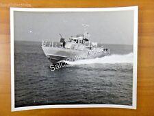 OFFICIAL US Navy Vietnam Patrol Craft Fast Ship Photo 8x10 PCF USS Swift Boat