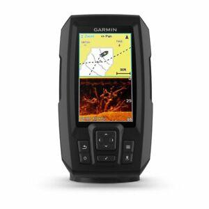 Garmin STRIKER Plus 4cv Marine Fishfinder With Included Transducer 010-01871-01