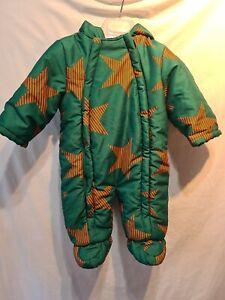 John Lewis Baby Snow Suit/ Pram Suit 3-6 Months