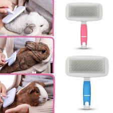2 Sizes Pet Hair Grooming Slicker Brush Rake Comb For Pet Dog Puppy Cat Rabbit